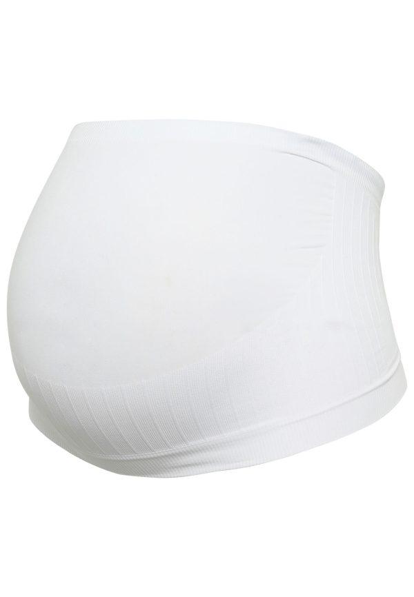 חגורת בטן להריון לבנה
